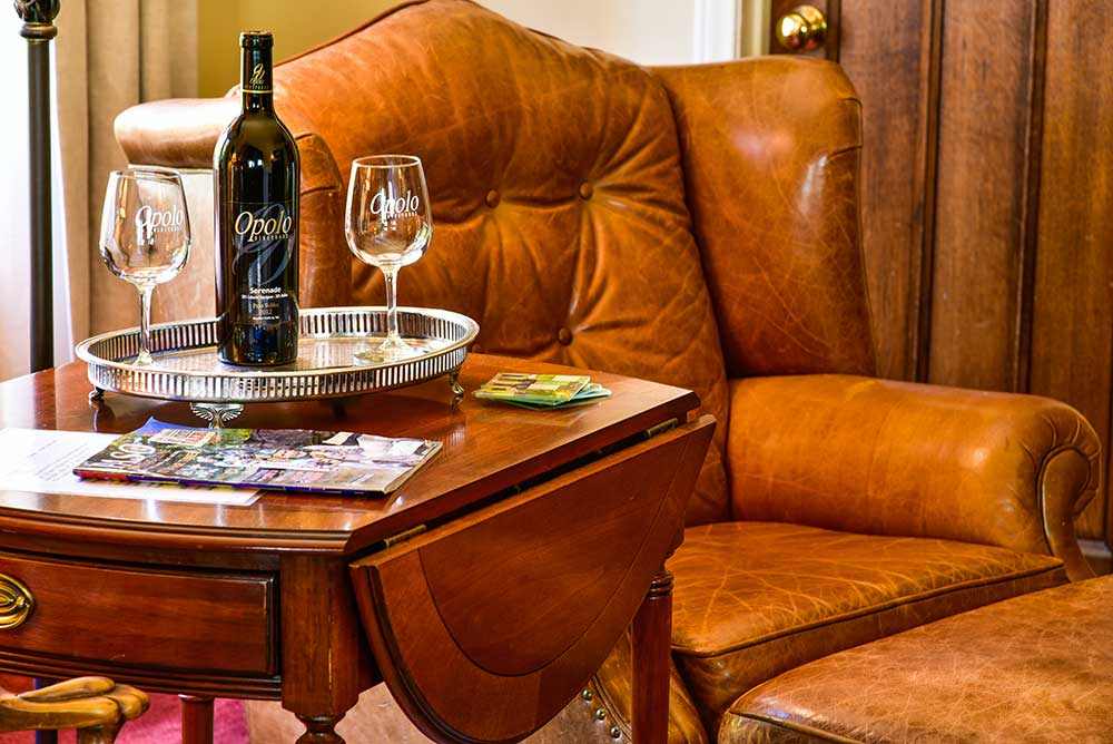 this fabulous bed and breakfast is an elegant oasis in the westside of the paso robles wine region of central california
